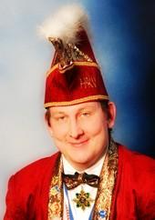 Paul Roscher - Karnevalspräsident