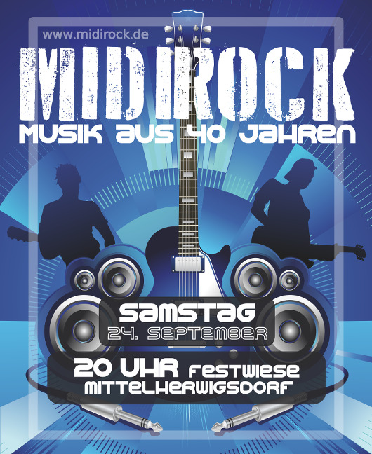 Flyer MIDIROCK
