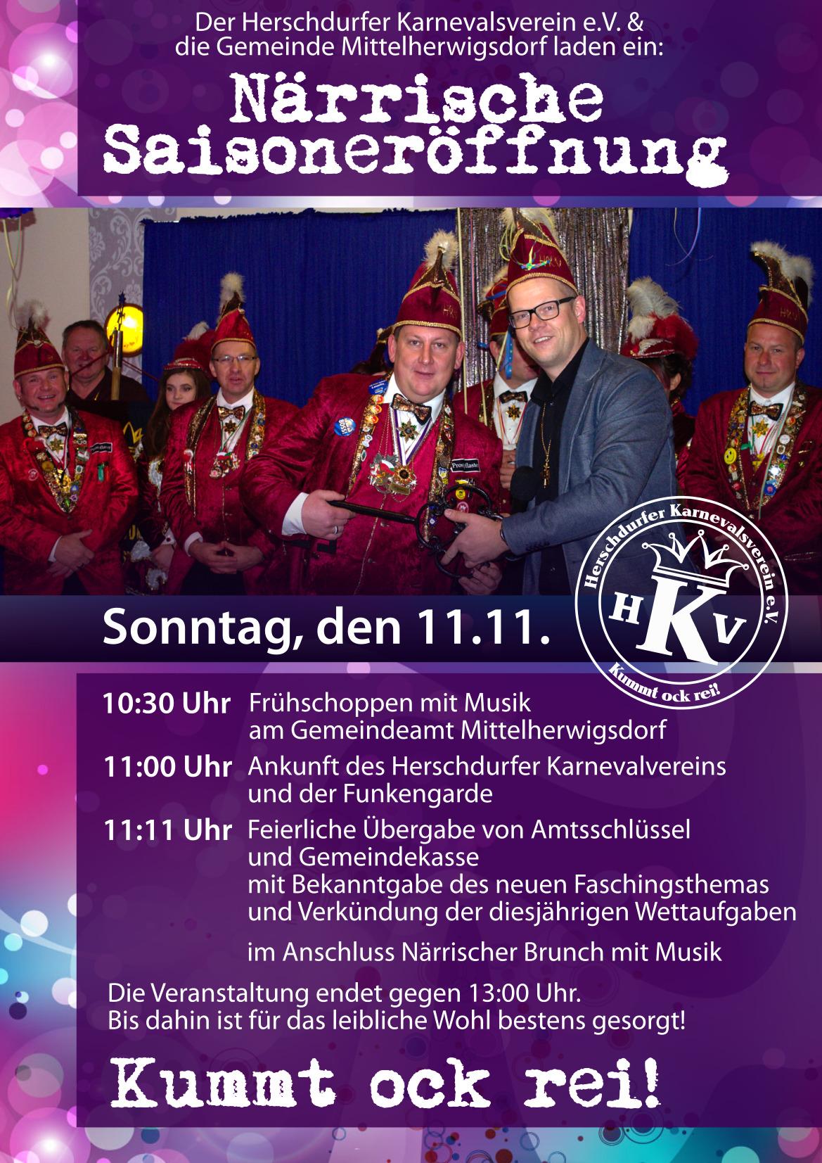 Gemeindeamt Archive   Herschdurfer Karneval