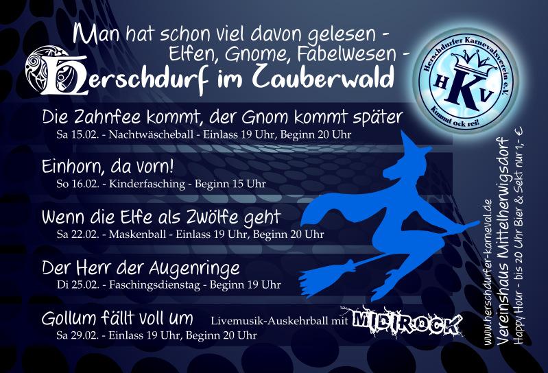 Herschdurfer Karneval Die Webprasenz Des Mittelherwigsdorfer